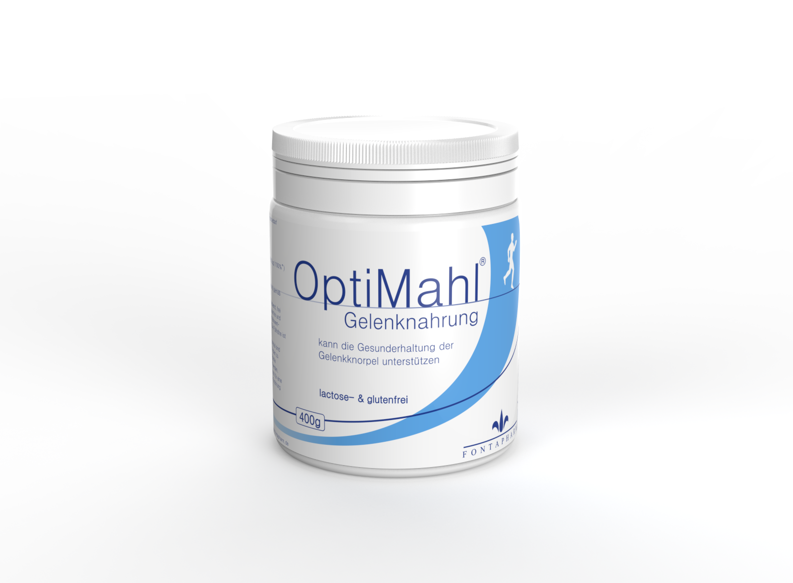 OptiMahl Gelenknahrung mit Nährstoffen für Knorpel, Knochen und Bindegewebe